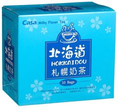 Tradition Tea, Casa Milky Flavor Tea, Hokkaidou Sapporo, 10-Count Boxes (Pack of 6) >>> Find out more about the great product at the image link.