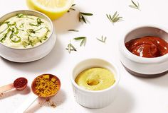How to Spice up 5 Condiments