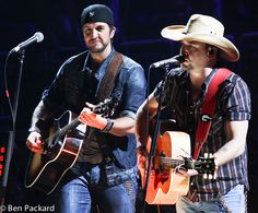 see Jason Aldean and Luke Bryan perform at least 20 times in my life time <3