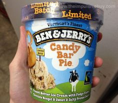 Ben Et Jerrys, Breyers Ice Cream, Ariel Cake, Ice Cream Tubs, Junk Food Snacks, Food Now, Ice Cream Flavors, Ben And Jerrys Ice Cream, Deserts
