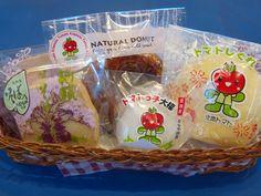和洋菓子処とらや: 和菓子詰め合わせ カゴ盛り6点セット