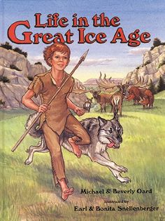 Life in the Great Ice Age by Michael J. Oard,http://www.amazon.com/dp/0890511675/ref=cm_sw_r_pi_dp_oNRIsb0KT26ZV4W3