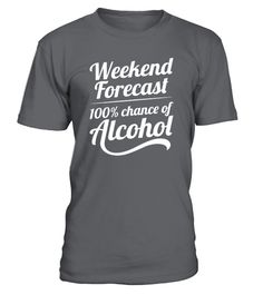 "# 100 Percent Chance of Alcohol .  Special Offer, not available in shops      Comes in a variety of styles and colours      Buy yours now before it is too late!      Secured payment via Visa / Mastercard / Amex / PayPal / iDeal      How to place an order            Choose the model from the drop-down menu      Click on ""Buy it now""      Choose the size and the quantity      Add your delivery address and bank details      And that's it!"