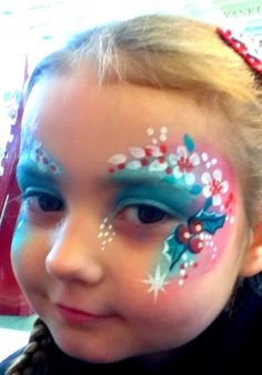 Face Painters in Glasgow and Bearsden - Cheeky Face Professional Face Painting - Gallery 1 Face Painting Flowers, Face Painting Designs, Body Painting, Paint Designs, Christmas Face Painting, Kids Makeup, Painting Gallery, Face Design, Fantasy Makeup