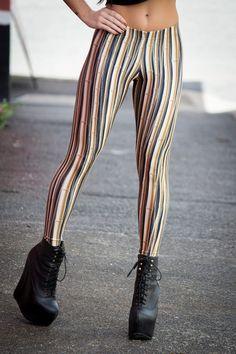 Bamboo Leggings by Black Milk Clothing