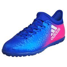 separation shoes 8eff1 49164 eBay  Sponsored Adidas X 16.3 TF Junior Kids Boys Astro Turf Astro Football  Trainers Blue