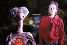 Resultado de imagen para E.T., el extraterrestre