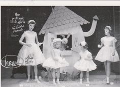 "Postcard ""The Easter Window Display"" 1950's Hess's Dept Store Allentown PA | eBay"