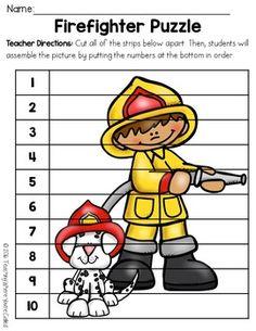 63 Ideas fire truck activities for kids firefighters Fire Truck Activities, Preschool Color Activities, Community Helpers Activities, Fire Safety Week, Fire Trucks, Kindergarten, Safety Tips, Child Safety, Auto Detailing