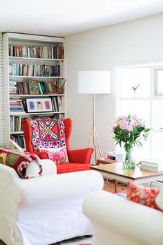 A Jewelry Designer's Pretty Nest in Vermont | Apartment Therapy