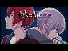 星に願いを / flumpool (cover) 【まふまふ&あほの坂田】 オリジナルPV - YouTube