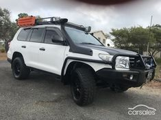 Toyota Landcruiser cars for sale in Australia Towing Vehicle, Land Cruiser, Used Cars, Cars For Sale, Diesel, Toyota, Australia, Vehicles, Diesel Fuel