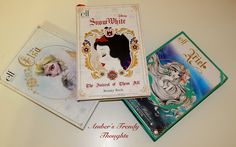Amber's Trendy Thoughts!: e.l.f. Cosmetics Disney Princesses Beauty Books Worth The Hype?