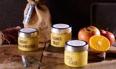 Apfel-Orangen-Konfitüre mit Marzipan Rezept | Dr. Oetker