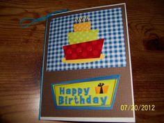 Card: Birthday Card (brother)