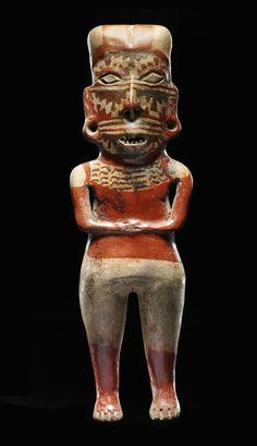 Venere, Cultura Chupìcuaro, Stato di Guanajuato, Messico occidentale, Preclassico recente, 400-100 a