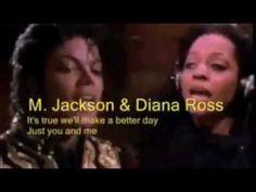 We Are The World (USA For Africa 1985) With Lyrics  esta canción perdurará a través del tiempo....