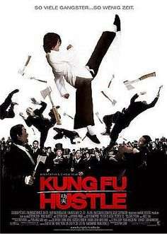Kung Fu Hustle - my fave action-comedy film of all time! Hilarious and witty script and not to forget excellent cinematography :D