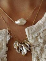 pretty pearlesque. perle d'eau douce