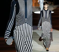 Style Fiction: Trends - Op Art Clothing
