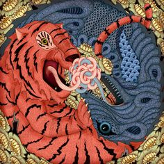 Hosber Art - Blog de Arte & Diseño.: Las ilustraciones de Jessica Fortner