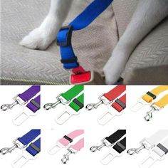 New Qualified Pet, Cat, Dog, Safety Vehicle Seatbelt Harness