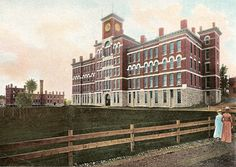 Jonas Clark Hall in 1903.