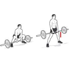 Sumo Deadlift. Best for: Tall guys or people with limited flexibility