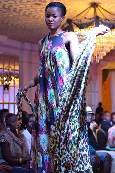 Nairobi Fashion Week 2013