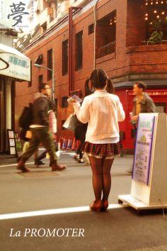 The Promoter  #japan #tokyo