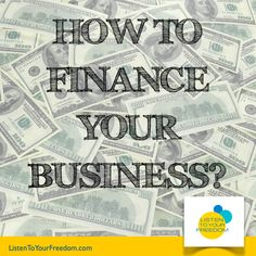 This week we posted about Kickstarter and initial investments in your business. Jini has a whole Module on ways to finance your business. Make sure to check it out.  http://listentoyourfreedom.com/ltyf-course-outline/ #budget #kickstarter #crowdfunding #business #money #capital #investment #company #smallbiz