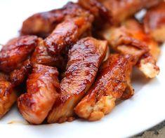 Homemade Teriyaki Chicken Strips   23 Delicious Ways To Eat Chicken Tenders