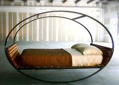 Funky Friday: Zachtjes in slaap vallen in een schommelbed