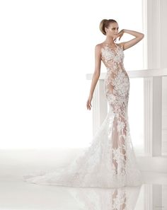 See Atelier Pronovias Elegant Wedding Dresses for 2015