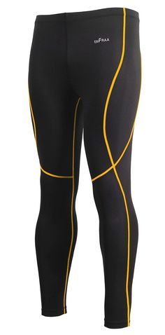 Emfraa Compression Pants Men Women Tights Under Leggings Base Layer Running Gear. UVA/UVB protection - emfraa product protects your skin from UVA/UVB radiation during your outdoor workout. When the clothes are wet, it causes the germs to reproduce and unpleasant smell because the air cannot leave from the clothes. It will not smell stink even if you wear for long time due to our functional base layer fabric which controls the air permeability and moisture. Quick dryness - Normal pants…