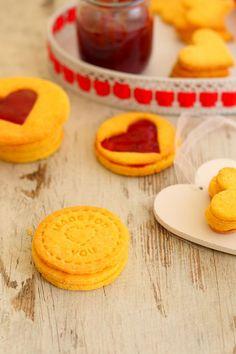 Bezglutenowe ciasteczka #walentynki #thermomix #thermoprzepisy #bezglutenu