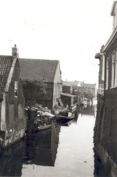 Potmargewal, 1966. Bron: Historisch Centrum Leeuwarden - Beeldbank Leeuwarden