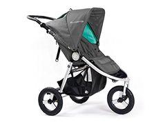 Bumbleride Indie Baby Stroller, Dawn Grey Bumbleride