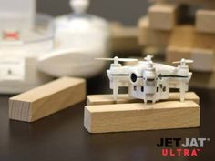 JETJAT Ultra Mini Flying Camera Drone