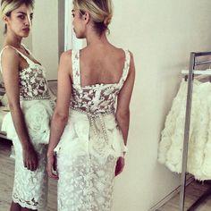 Beautiful dress , Mihano Momosa