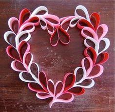 Easy Valentine's Crafts - Crafts - Coupons @ AFullCup.com