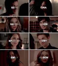haleb, pll, pretty little liars, spoby, emison Prety Little Liars, Pretty Little Liars Quotes, Pretty Little Liars Seasons, Pll Quotes, Pll Memes, Spencer And Toby, Thing 1, Favim, Best Shows Ever