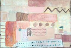 M.Kobus, abstract painting acrylic painting