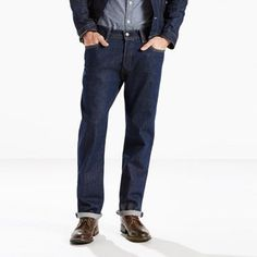 Levi's 501 Original Fit Stretch Jeans - Men's 28x32