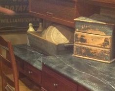 Soapstone Counters: A Love Story