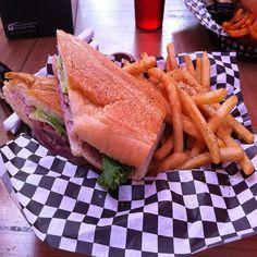 Gaspars Grotto. Ybor City Florida. Authentic Cuban Sandwich