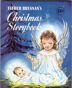 Have one to sell? Sell it yourself    Vtg FATHER BRENNAN'S CHRISTMAS STORY BOOK Angel w Silver Wing,The Shoemaker RARE  http://www.ebay.com/itm/Vtg-FATHER-BRENNANS-CHRISTMAS-STORY-BOOK-Angel-w-Silver-Wing-The-Shoemaker-RARE-/390589302815?pt=US_Childrens_Books=item5af0efc81f#ht_717wt_1170