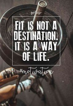 20 Inspirational Quotes To Get You Motivated For The Gym (Plus, 3 Incredible . Fitness Workouts, Sport Fitness, You Fitness, Fitness Diet, Yoga Workouts, Fitness Wear, Fitness Logo, Fitness Fashion, Fitness Memes