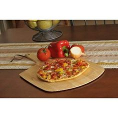 Sevy Wood Pizza Paddle