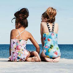 Prachtige Molo badpakken!  http://stoerkids.nl/shop/kinderkleding/meisjes/molo-meisjes-badpak-noona-cockatoo/